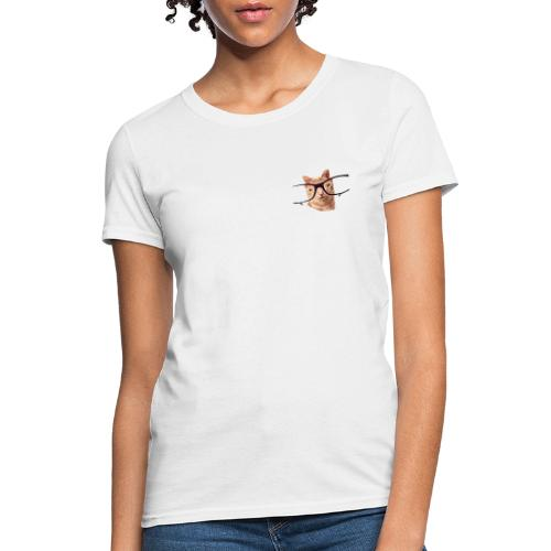 Seeing Eye Cat - Women's T-Shirt