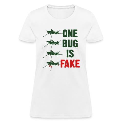 Fly Fishing Hopper - Women's T-Shirt