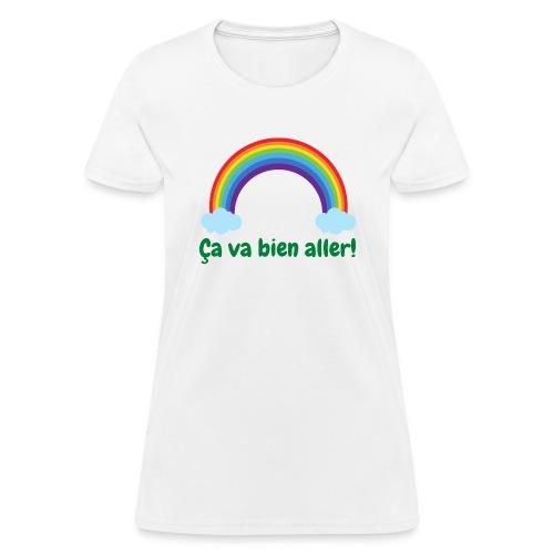 Ça va bien aller - Women's T-Shirt