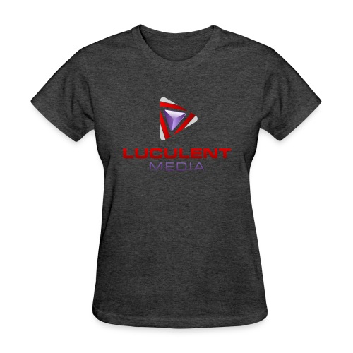 Luculent Media Swag - Women's T-Shirt