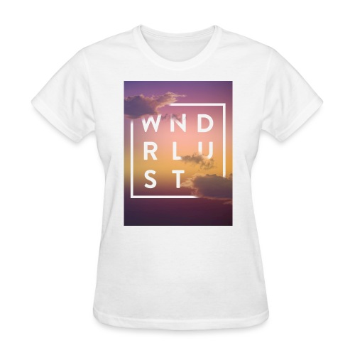 Wanderlust 1 - Women's T-Shirt