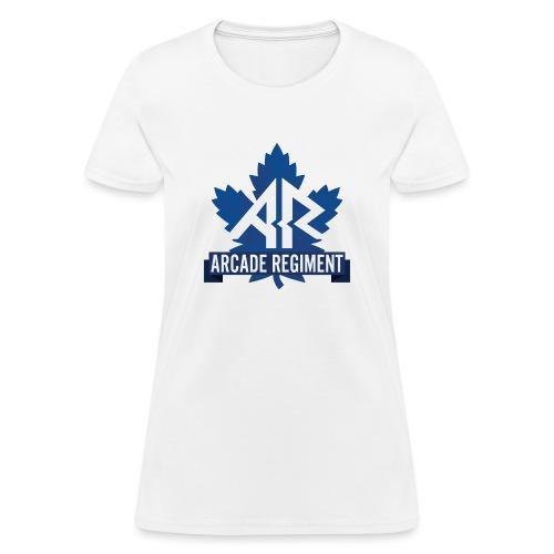 Arcade Regiment logo 2018 - Women's T-Shirt
