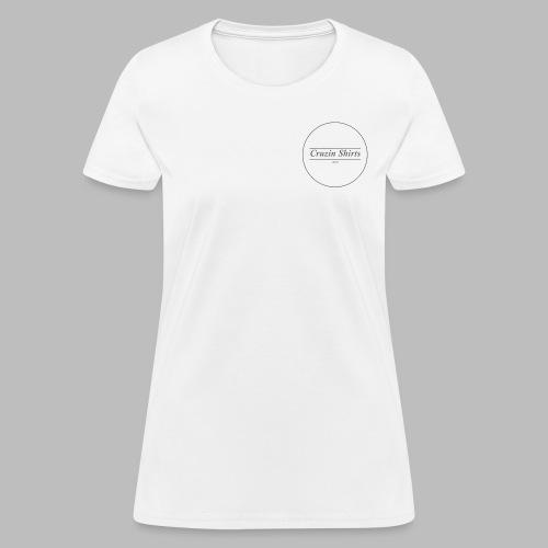Cruzin Long-Sleeve shirt - White - Women's T-Shirt