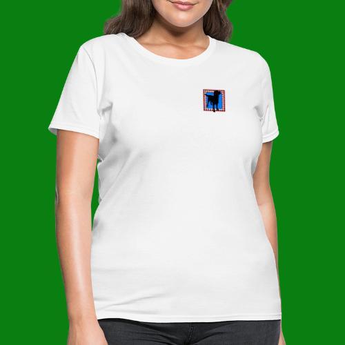 Women's T-Shirt - dog,cute,Labrador