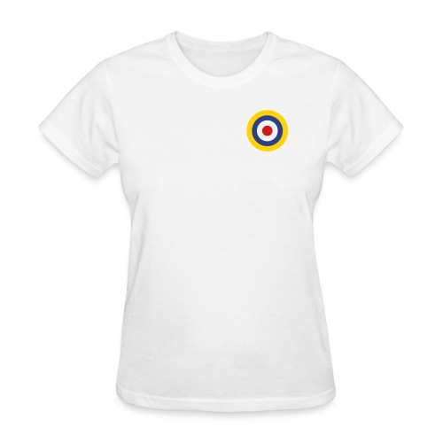 UK Symbol - Axis & Allies - Women's T-Shirt