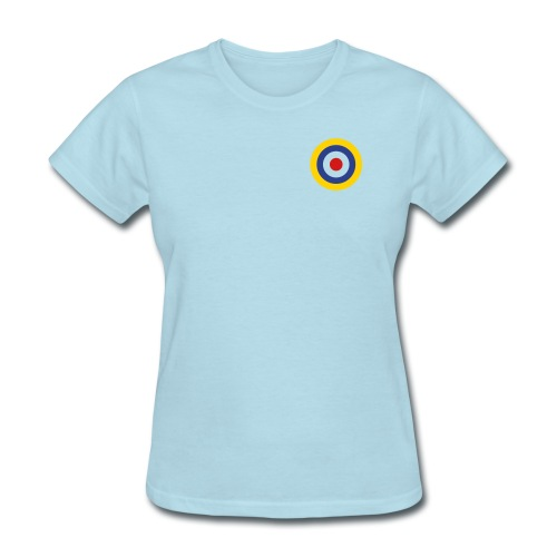 UK Symbol - Axis & Allies - Women's T-Shirt