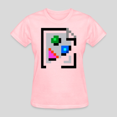 Broken Graphic / Missing image icon Mug - Women's T-Shirt