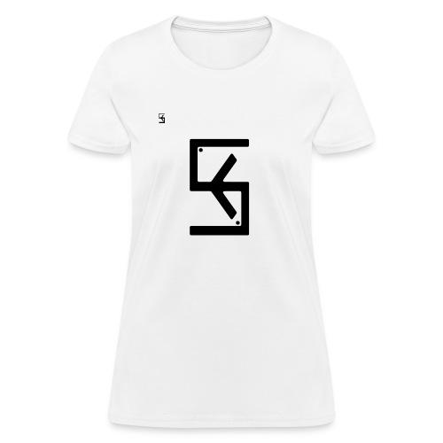 Soft Kore Logo Black - Women's T-Shirt