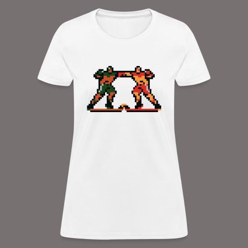 The Enforcers Blades of Steel - Women's T-Shirt