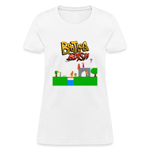 BootlegBash1920x1920 - Women's T-Shirt