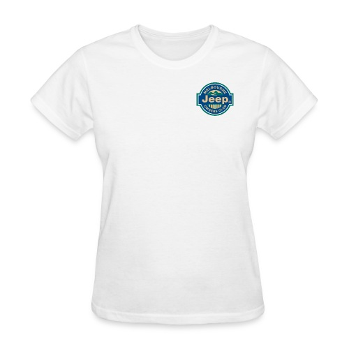 MJOC color logo - Women's T-Shirt