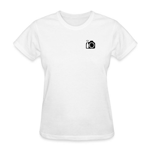 Rules of Thirds WHITE - Women's T-Shirt