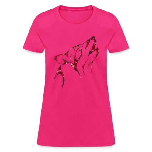 wolf - Women's T-Shirt