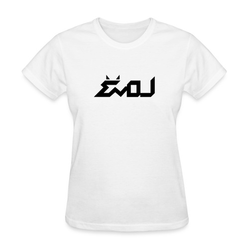 evol logo - Women's T-Shirt