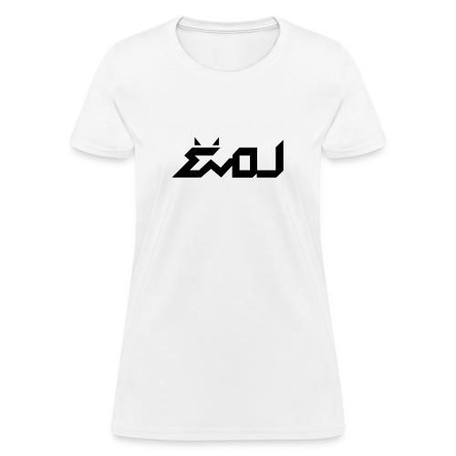 evol logo - Women's T-Shirt