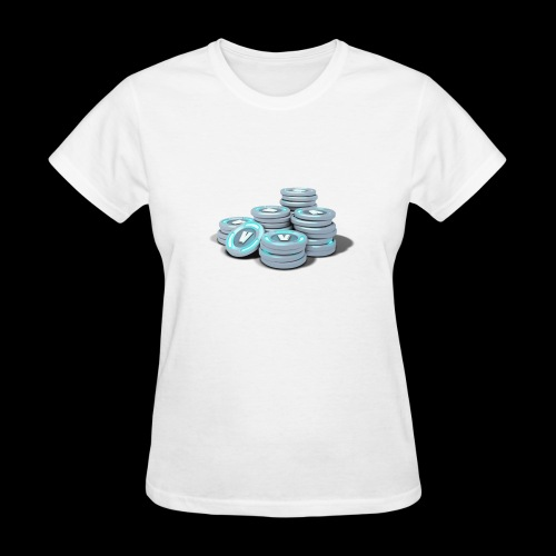 vbucks - Women's T-Shirt
