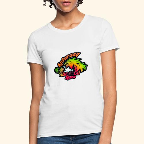 Antaraag Beach Rave Designs - Women's T-Shirt