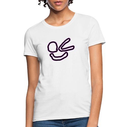 Meebo Face - Women's T-Shirt