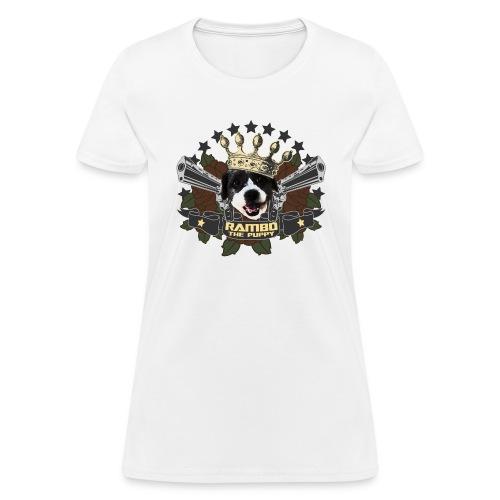 rambotshirt - Women's T-Shirt