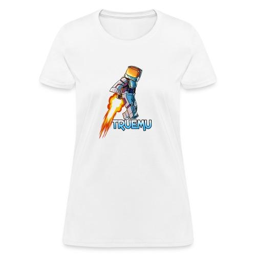 TrueMU Jetpack - Women's T-Shirt