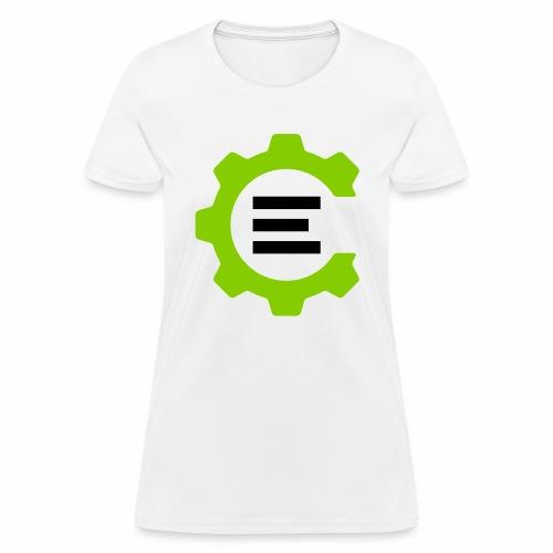 Giant Logo - Women's T-Shirt