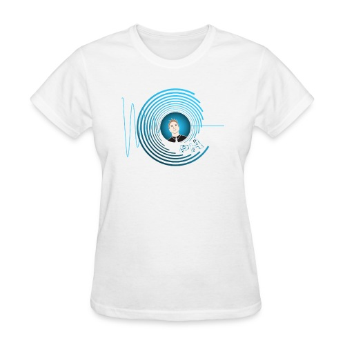 peterhollens blue - Women's T-Shirt