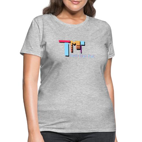 TechManPat Logo Large - Women's T-Shirt