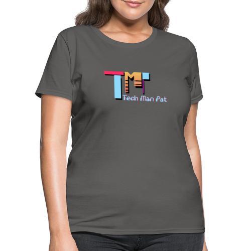 TechManPat Logo Large - Women's T-Shirt