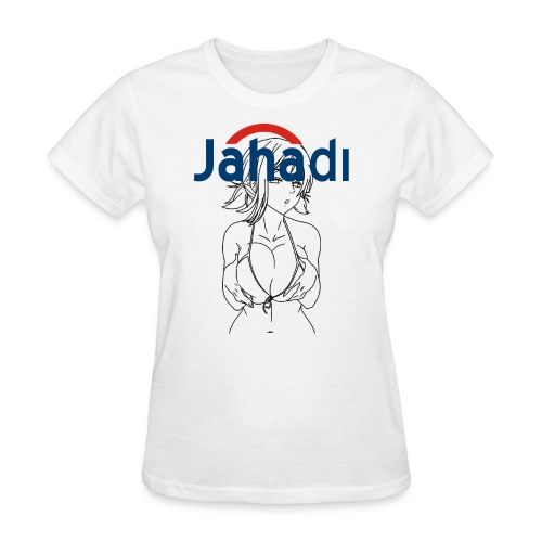 hadiCITY - Women's T-Shirt