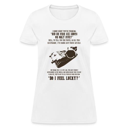 Dirty Waffle - Women's T-Shirt