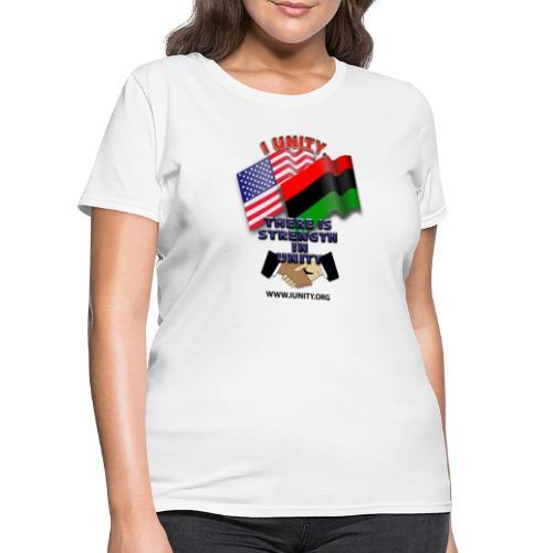 us afro E02 - Women's T-Shirt