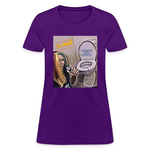 Toilet bowel sessions - Women's T-Shirt