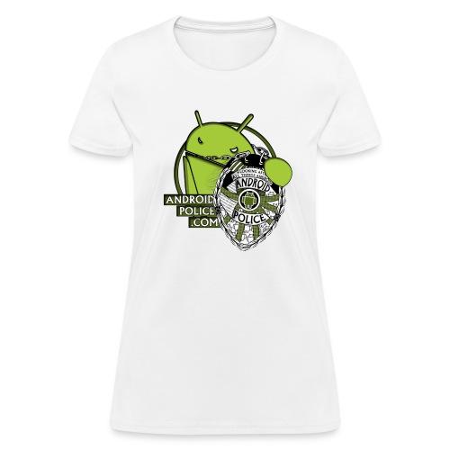 TareX Design 1 2 black - Women's T-Shirt