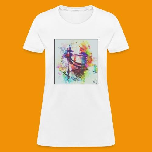 Trapped - Women's T-Shirt