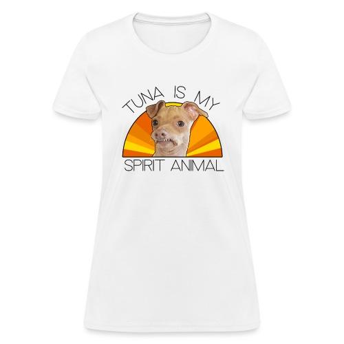 Spirit Animal–Warm - Women's T-Shirt