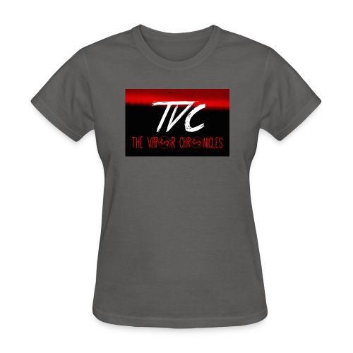 fire above TVC - Women's T-Shirt