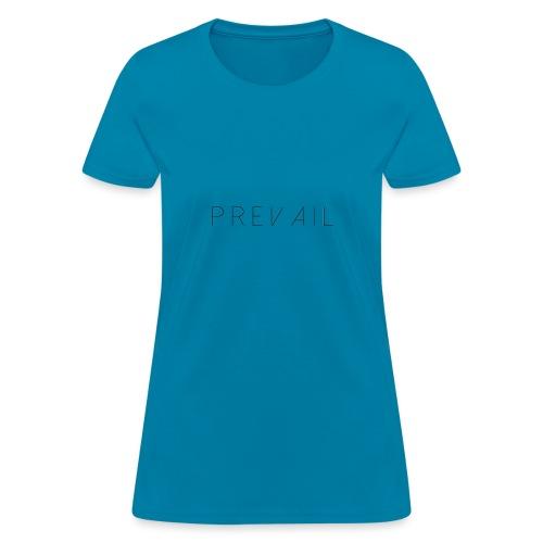 Prevail White - Women's T-Shirt