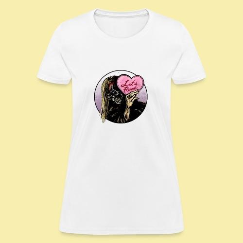 I <3 Lets Read! - Women's T-Shirt
