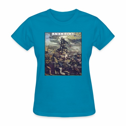 This Is America - Women's T-Shirt