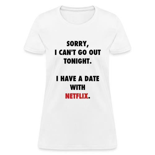 netflix - Women's T-Shirt