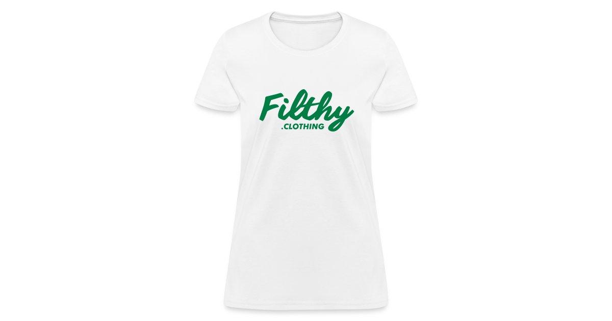 Filthy Script Sweatshirt Black