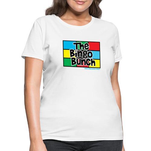 BINGO BUNCH MONDRIAN 2 - Women's T-Shirt