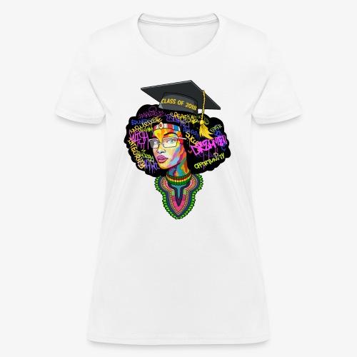 Melanin Queen Shirt - Women's T-Shirt