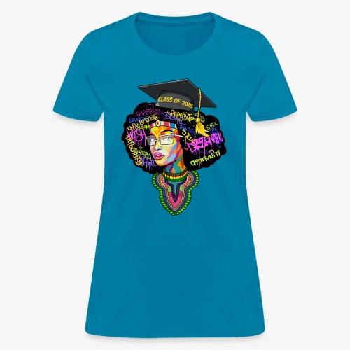 Smart Graduation Woman - Women's T-Shirt