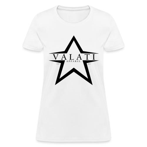 V-STAR Black - Women's T-Shirt