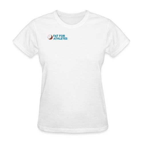 Fat For Athletes Merch - Women's T-Shirt