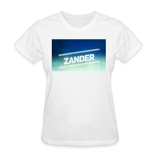 Zanders merch - Women's T-Shirt