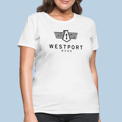 Westport Band Back on transparent - Women's T-Shirt