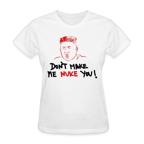 Kimmy get mad! - Women's T-Shirt