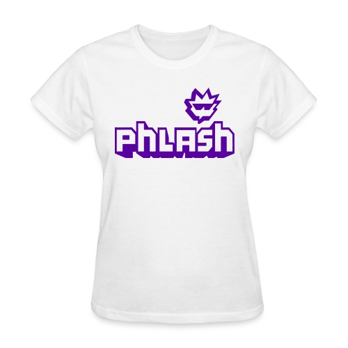 phlash itch - Women's T-Shirt